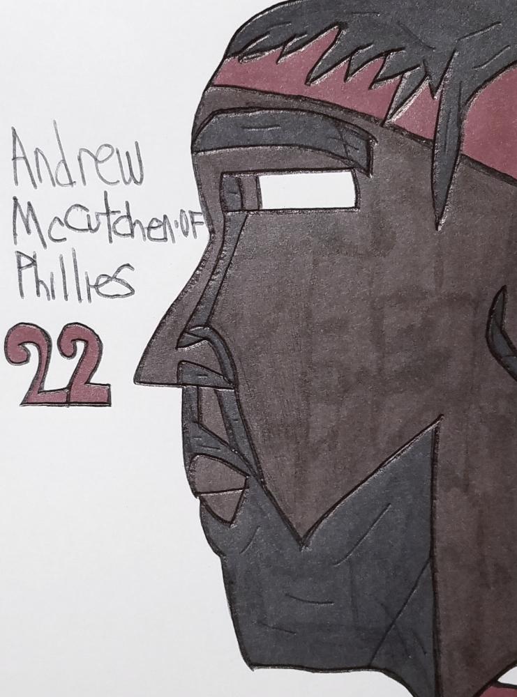 Andrew McCutchen par armattock